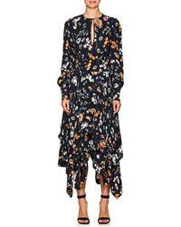 Rhié - Tina Floral Maxi Dress - Lyst