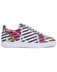 Christian Louboutin - Rantulow Sneakers - Lyst