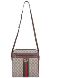 54c28a8b46d6 Gucci Detachable Shoulder Strap Sold Separately in Brown for Men - Lyst