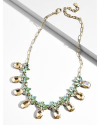 BaubleBar - Piña Statement Necklace - Lyst