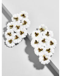 BaubleBar - Hoshiko Flower Drop Earrings - Lyst