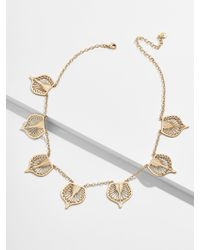 BaubleBar - Autumn Statement Necklace - Lyst