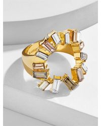 BaubleBar - Araz Cocktail Ring - Lyst