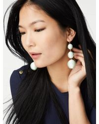 BaubleBar - Vivid Crispin Ball Drop Earrings - Lyst