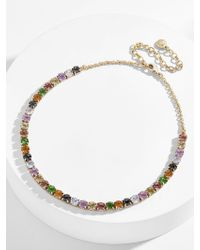 BaubleBar - Laurence Collar Necklace - Lyst