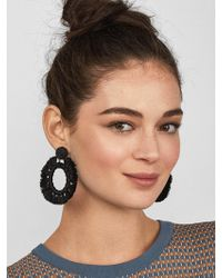BaubleBar - Adrita Hoop Earrings - Lyst