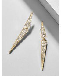 BaubleBar - Spectre Drop Earrings - Lyst