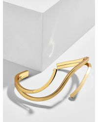 BaubleBar - Shiloh Cuff Bracelet - Lyst