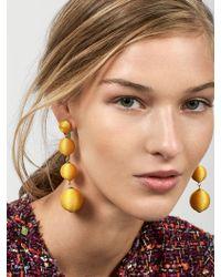 BaubleBar | Criselda Ball Drop Earrings | Lyst
