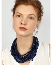 BaubleBar | Bubblebeam Statement Necklace | Lyst