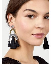 BaubleBar - Shamia Drop Earrings - Lyst
