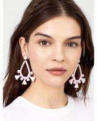 BaubleBar - Sardinia Tassel Earrings - Lyst