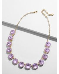 BaubleBar - Lydia Statement Necklace - Lyst
