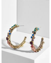 BaubleBar - After The After Party Hoop Earrings - Lyst