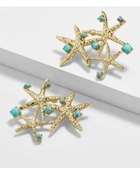 BaubleBar - Syvota Stud Earrings - Lyst