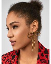 BaubleBar - Nicolette Bow Drop Earrings - Lyst