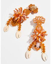 BaubleBar - Beaded Lobster Drop Earrings - Lyst