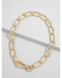 BaubleBar - Marilia Linked Statement Necklace - Lyst