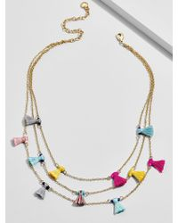BaubleBar - Ashara Layered Necklace - Lyst