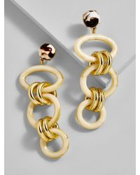 BaubleBar - Fabella Linked Drop Earrings - Lyst