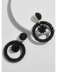 BaubleBar - Miya Hoop Earrings - Lyst