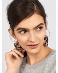 BaubleBar - Gigi Resin Drop Earrings - Lyst