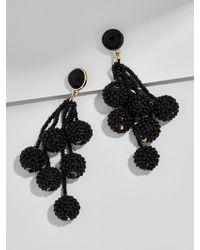 BaubleBar | Cocoa Ball Drop Earrings | Lyst