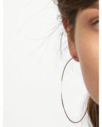 BaubleBar - Patrice Hoop Earrings - Lyst
