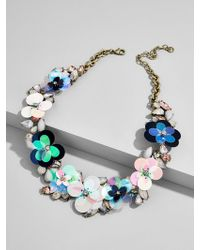 BaubleBar - Wildflower Statement Necklace - Lyst