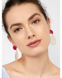 BaubleBar - Milos Drop Earrings - Lyst