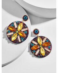 BaubleBar - Safiya Resin Drop Earrings - Lyst