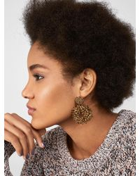 BaubleBar - Eve Hoop Earrings - Lyst