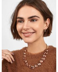 BaubleBar - Roman Holiday Statement Necklace - Lyst