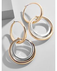 BaubleBar - Rianne Hoop Earrings - Lyst