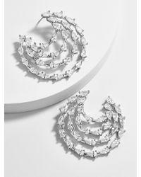 BaubleBar Abril Cubic Zirconia Drop Earrings - Multicolour