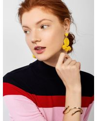 BaubleBar - Caritas Drop Earrings - Lyst
