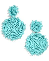 BaubleBar - Rianne Drop Earrings - Lyst