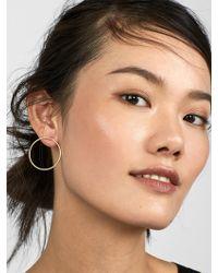 BaubleBar - Sole 18k Gold Plated Earrings - Lyst
