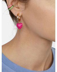 BaubleBar - Fiona Huggie Hoop Earrings - Lyst