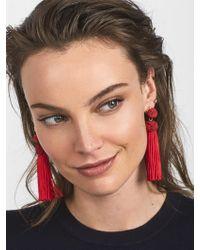 BaubleBar | Bree Tassel Earrings | Lyst