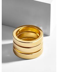 BaubleBar - Spencer Statement Ring - Lyst