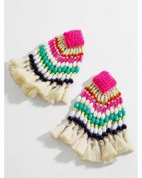 BaubleBar - Rosa Drop Earrings - Lyst