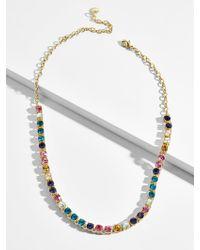 BaubleBar - Nova Tennis Necklace - Lyst
