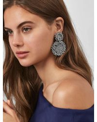 BaubleBar - Gem Rianne Drop Earrings - Lyst
