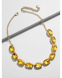 BaubleBar - Leandra Statement Necklace - Lyst