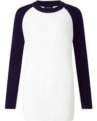 Baukjen - Whitburn Long Line Knit - Lyst