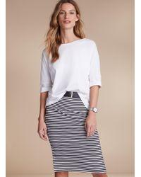 Baukjen - Gabriella Relaxed Skirt - Lyst