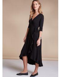 b4ff6d348b599 Baukjen - Meghan Ruffle Dress - Lyst