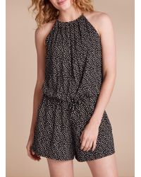 Baukjen - Martha Relaxed Playsuit - Lyst