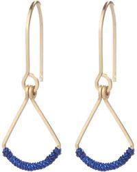 Baukjen - By Boe Royal Scale Earrings - Lyst
